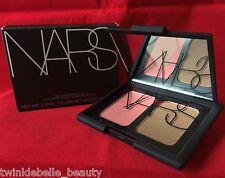 NARS Blush/Bronzer Duo DEEP THROAT/ LAGUNA 9990 -Full Size - New with box