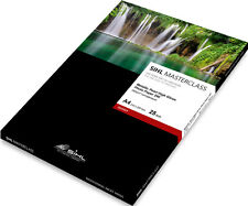 50 Bl Sihl Masterclass High Gloss Photo Paper Fotopapier 330g grandiose Qualität