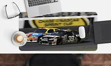 3D Racing Car Track 9 Non-slip Office Desk Mouse Mat Large Keyboard Pad Mat Game