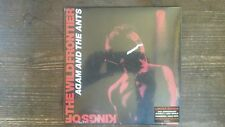 """ADAM AND THE ANTS Kings Of The Wild Frontier  7""""single RSD 2015 GOLD NEW&SEALED"""