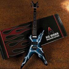 Lightning Bolt Signature Model Miniature Guitar Replica Collectible NE 000124296