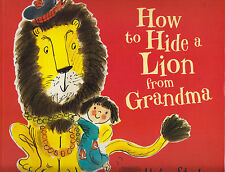 How to Hide a Lion from Grandma by Helen Stephens BRAND NEW BOOK (Paperback 2014