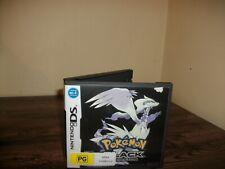 Pokemon Black Version DS (NTSC-U/C) Shimmer Cover Edition
