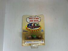 Ertl Thomas Miniatures Diecast Engines Bill Ben and Duck 1992 RARE