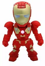 Iron Man red Wireless Bluetooth speakers sound box music box anime Speaker gift