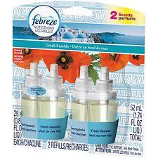 FEBREZE Greek Seaside Scented Oil Refill