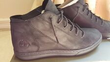 TIMBERLAND Men Shoes  Nubuck Black UK 9.5   UK 44