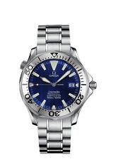Mechanische (automatische) Omega Seamaster Armbanduhren für Herren