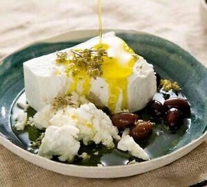 Sheeps Milk Cheese High Protein Premium Quality Soft Suspended in Brine 400g x6