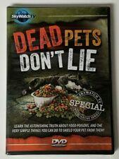 Dead Pets Don't Lie ( DVD, 2016 )