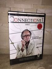 CONNECTIONS 1 VOLUME 5 THE WHEEL OF FORTUNE & VOLUME 6 THUNDER IN THE SKIES DVD