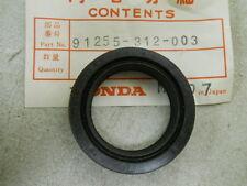 Honda NOS SL350,CB350F,TL250,CL350, 1971 to 76, Fork Seal, # 91255-312-003    d1