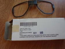 M40/M42 gas mask plastic mount NSN 4240-01-389-7152 BUGOUT ITEM