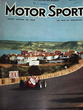 BULLNOSE MORRIS MINI MINOR FORD ANGLIA Sunbeam Alpine + Motor Show di Londra 1959