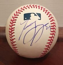 Todd Frazier Autographed Signed Rawlings Official MLB Baseball New York Mets