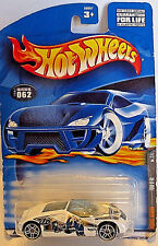Hot Wheels 2000 – Ford GT 90 1:64 Cars Ford GT 90 #062:
