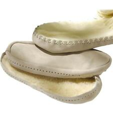 BERGERE DE FRANCE SLIPPER SOLES CHILD SIZE 11 - 13 (6 - 8 YEARS OLD)