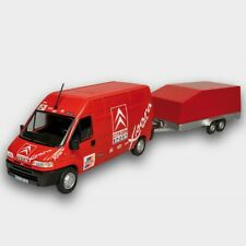 Citroen jumper-team citroen sport 1/48 altaya var (no. 3): nine - in blister