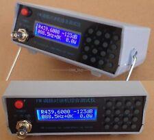 FM Power CTCSS Frequency Meter Tester U/V Transmit receiver RF signal generator