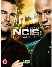 NCIS Los Angeles Season 3 Chris O'Donnell LL Cool J DVD Box Set 5014437166036