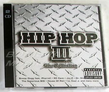 VARIOUS - HIP HOP III, THE COLLECTION - doppio CD Sigillato