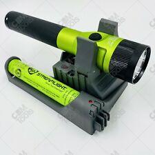 Streamlight 75636 Stinger® LED Rechargeable Flashlight Kit LIME GREEN