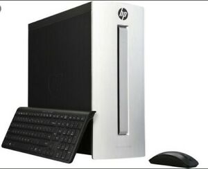 HP Envy 750-610 w/ keyboard and mouse(1TB, Intel Core i5 7th Gen, 3.00GHz, 8GB)