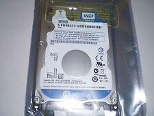 """Western Digital Blue WD5000LPCX 500GB SATA3 2.5"""" internal HARD DRIVE Height"""