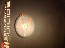 "Digital- Release The Pressure/Static 12"" Drum and Bass Vinyl Commercial Suicide"