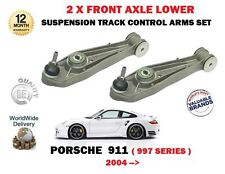 FOR PORSCHE 911 997 3.6 3.8 CARRERA 2004-> 2X FRONT SUSPENSION TRACK CONTROL ARM