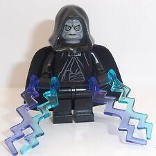 Lego Emperor Palpatine Minifigure & Lightning Weapons Star Wars Minifigure