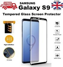 New 3D Full Screen Gorilla Tempered Glass Screen Protector for Samsung Galaxy S9
