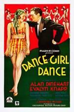 OLD MOVIE PHOTO Dance Poster Girl US Evalyn Knapp Alan Dinehart