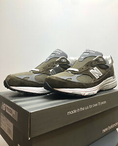 New Balance 993 Made In US (MR993MG) - Size 10.5 D