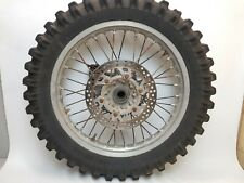 "WR 450 ENDURO WHEELS 18"" REAR 21"" FRONT WHEEL (MAY FIT WRF 400, 426, 450)"