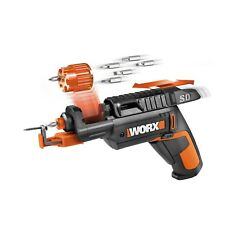 WORX SD Slide Driver 4V Li-ion Screw Driver with Screw Holder Attachment