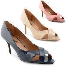 Unbranded Women's Synthetic Stiletto High Heel (3-4.5 in.) Shoes