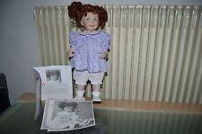 Bambola di porcellana degli anni 90 -china doll