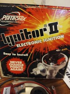 PerTronix 1163A Delco Ignitor, 6 Cylinder, with Mechanical Advance