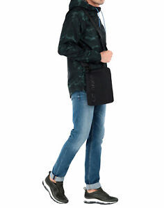 CALVIN KLEIN Crossbody Shoulder Bag Logo Lightly Padded Adjustable Handle Zipped