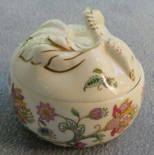 Minton Haddon Hall Covered Jam or Jelly Jar
