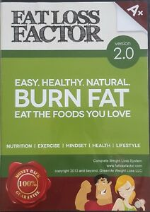 New FAT LOSS FACTOR - BURN FAT- Easy Healthy Natural - Eat Foods You Love DVD
