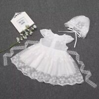 Baby Girl Christening Dress Girls Lace Baptism Dress Lace Baby Girls Dress