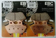 Harley Davidson FXDS-CON Dyna Convertible (00-02) EBC Sintered FRONT Brake Pads