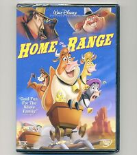 Home on the Range 2004 PG Disney animated musical western comedy movie, new DVD