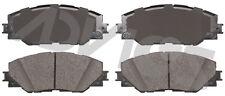 ADVICS AD1211 Front Disc Brake Pads