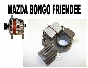 FITS MAZDA BONGO FRIENDEE MPV 2.5 1995 1996 - 1999 NEW ALTERNATOR REGULATOR