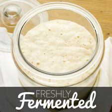 150g British White Sourdough Starter | Organic & Vegan Certified