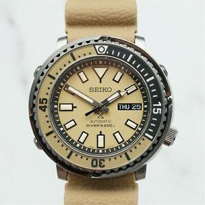 Seiko Prospex SRPE29K1 Urban Safari Men's Professional Automatic Diver | New
