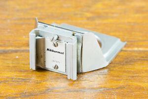 Nikon Nikkormat Hot Shoe Adapter for Nikkormat FT/FTn Camera - Good Condition